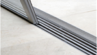 Threshold and door sill drains