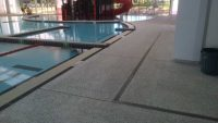 Linear Drains for Pools & Spas